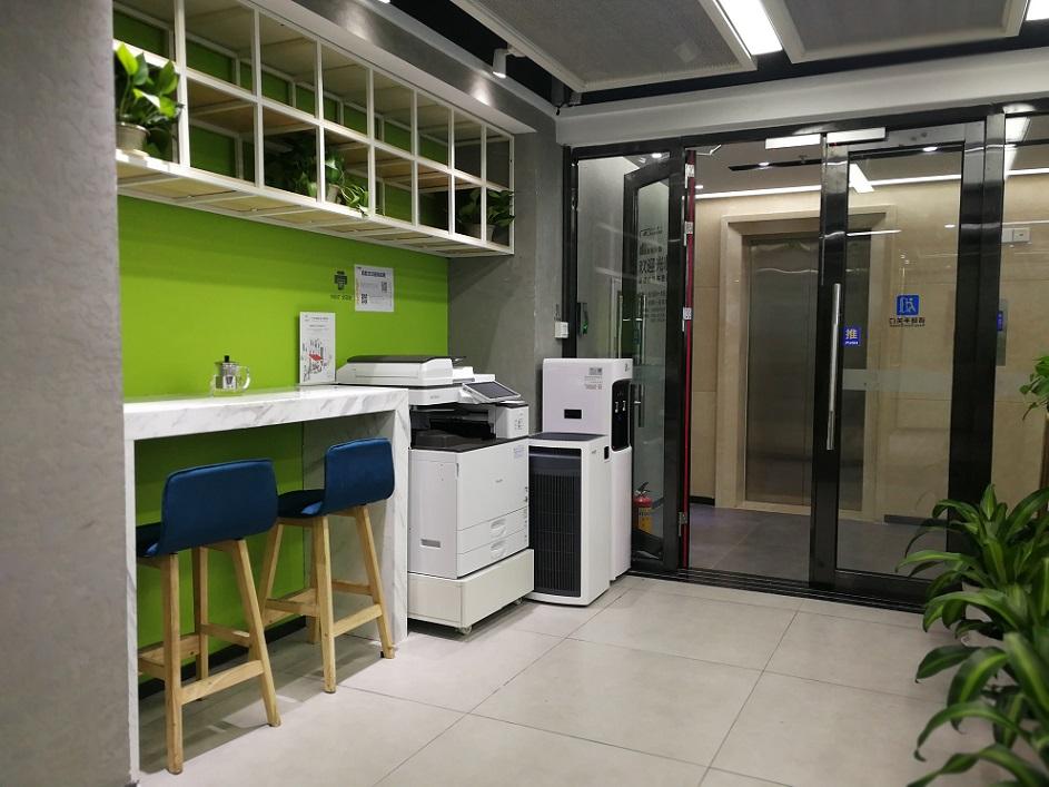 宝立方创意研发大厦B座(8楼)服务式办公室
