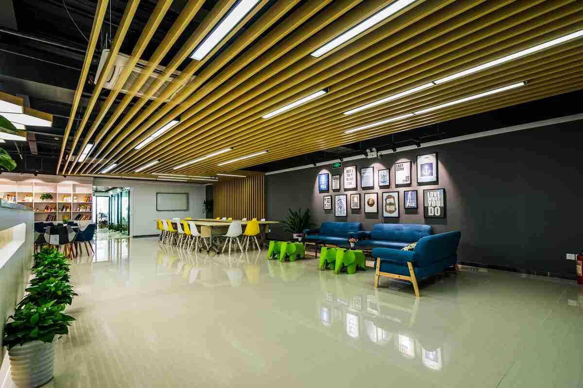 统一企业广场(6、7、8楼)服务式办公室