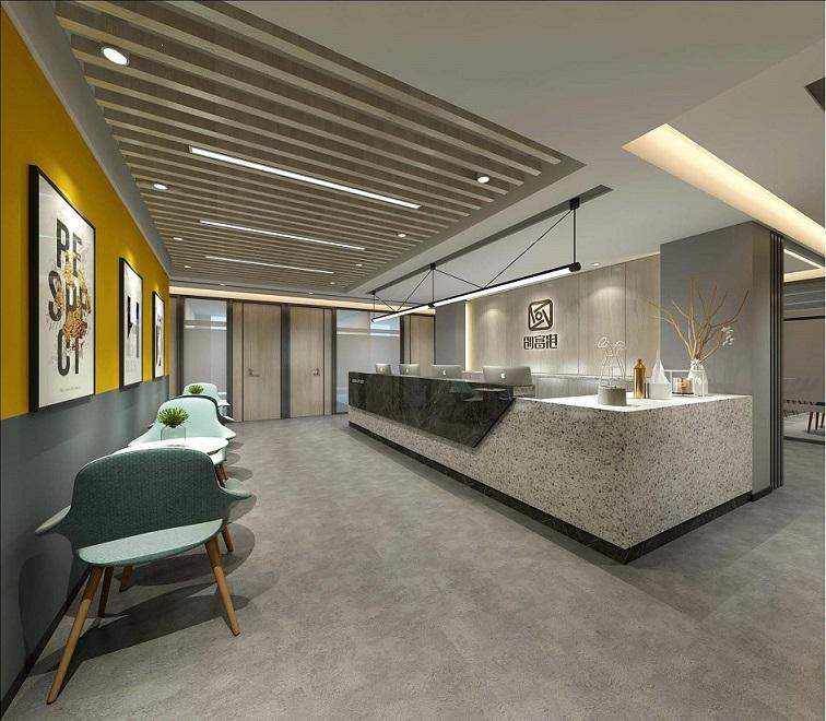 巨基工业园D栋(3-5楼)服务式办公室