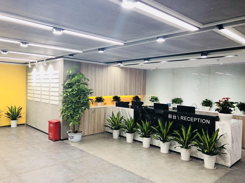 创业谷5栋(3楼)服务式办公室