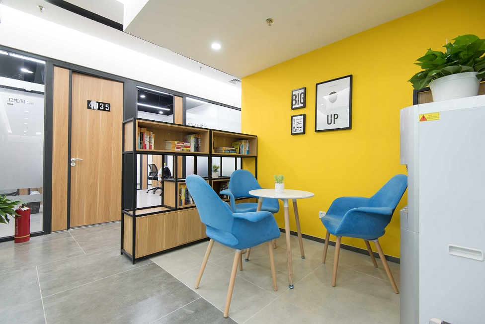 中認大廈(2、3、4層)服務式辦公室