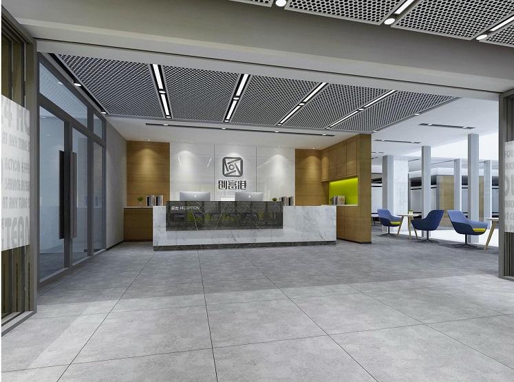 海运中心口岸楼(3、6层)服务式办公室