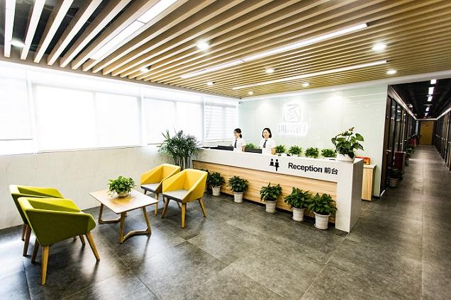 兴华大厦B座(8楼)服务式办公室