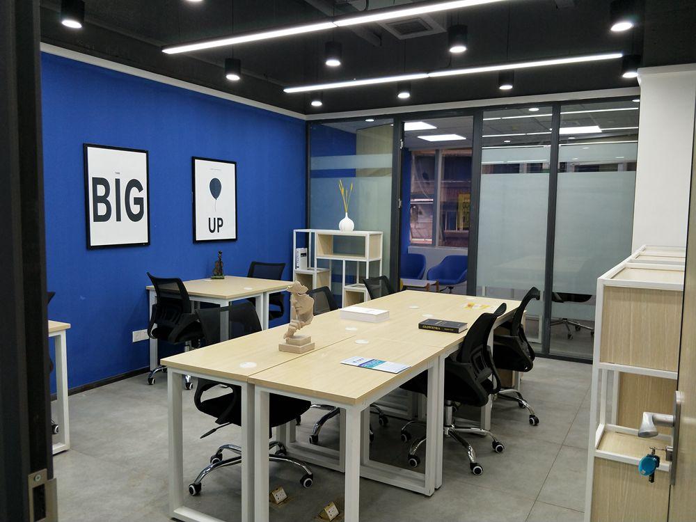 银华大厦(4楼)服务式办公室